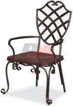 Столове ковано желязо за хижа