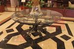 мебели от ковано желязо за заден двор