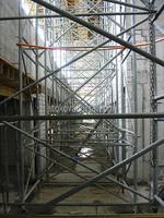 изработка на метални строителни скелета