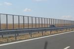 Преградните мрежи против птици за пътища и магистрали